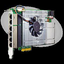 IEI GPOE-6P Expansion Module Card